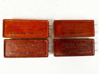 Western Electric 537B 10450P 4個 [22961]