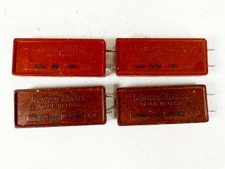 Western Electric 537B 11580P 4個 [22959]