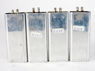Western Electric CW60 COND 4個 保証外品 [23604]