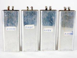Western Electric CW59 COND 4個 保証外品 [23605]
