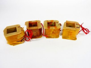 Western Electric 1048 空芯コイル部分 4個 保証外品 [23679]
