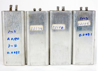 Western Electric CW69 COND 4個 保証外品 [23773]