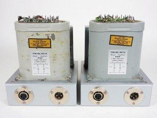 Western Electric LCR型 RIAAカーブ 600/600Ω用 EQ UNITS 2個 [23764]