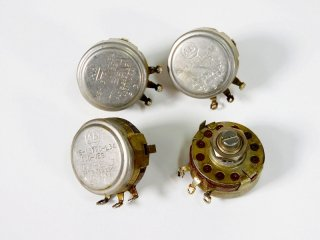 A&B(Western Electric) KS-13790-L34 1MEGΩ 4個 保証外品 [23873]