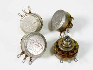 A&B(Western Electric) KS-13790-L1 5KΩ 4個 保証外品 [23874]