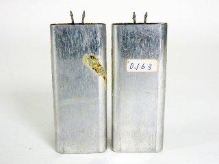 Western Electric FJ-104 COND 2個 保証外品 [24037]