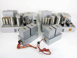 Western Electric 91B AMP 2台 リプロ品 [23988]