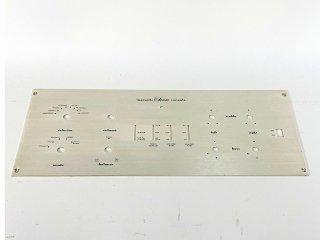 Marantz Model 7用 フロントパネル 初期型 1枚 [23993]