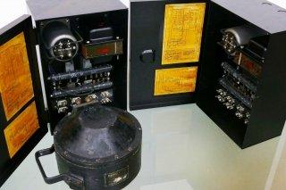 Western Electric TA-7297 ネットワーク 2台 リプロ品 [24033]