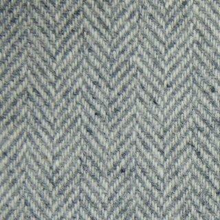 【wool】やわらかなヘリンボーンツイード|杉綾織|tweed|ライトグレー|