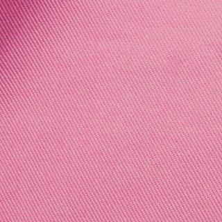 【しわになりにくい】コットンとポリエステルで織ったカラーデニム|デニム無地|ピンク|