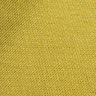 【しわになりにくい】コットンとポリエステルで織ったカラーデニム|デニム無地|マスタード|