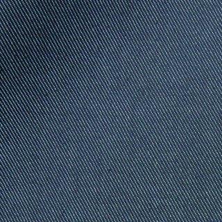 【しわになりにくい】コットンとポリエステルで織ったカラーデニム|デニム無地|ネイビー|