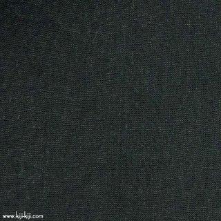 【cotton linen】ナチュラルウォッシュ仕上げのコットンリネン|ウェザークロス|ソリッドブラック|