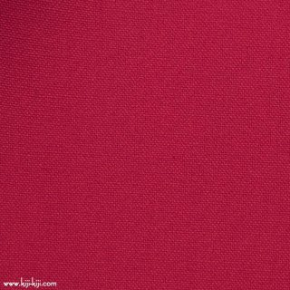 【110cm巾】ベーシック11号帆布|帆布無地|アカイロ|
