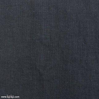 【cotton linen】こだわりのくったりしたハーフリネン×タンブラーワッシャー|ハーフリネンシーチング|チャコールグレー|