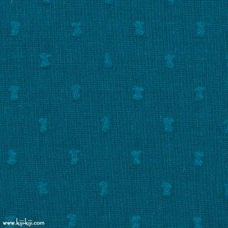 【cotton】やわらか50スノーカットボイル|コットンカットボイル|ターコイズ|
