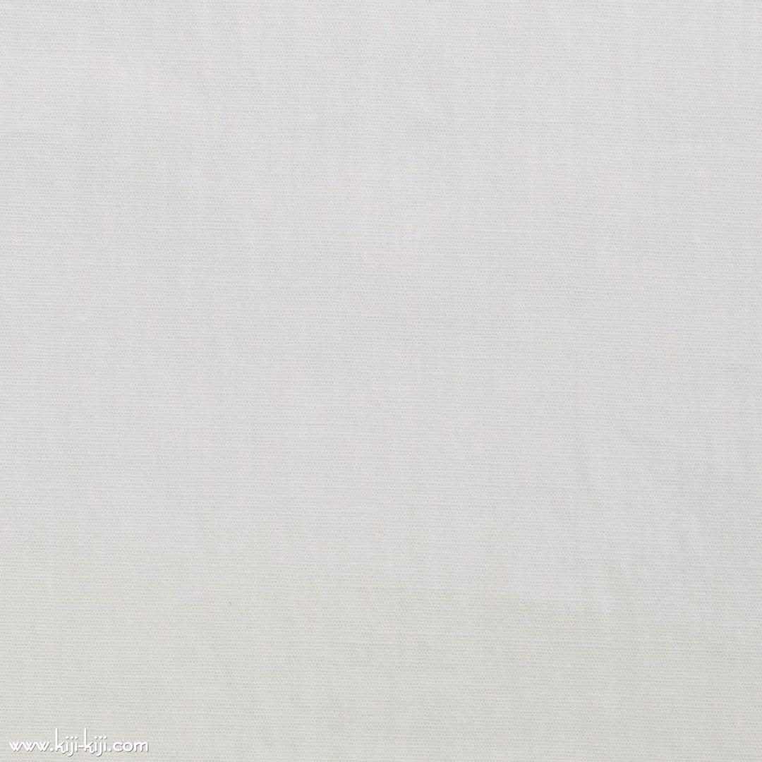 【cotton】グレイッシュカラーのやわらかコットンブロード|30色|オフホワイト|