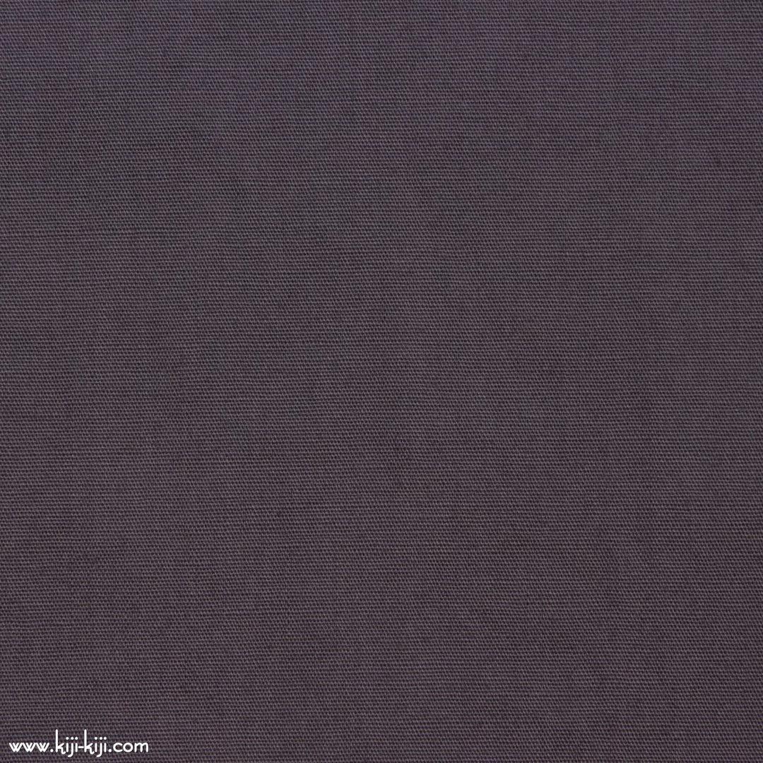 【cotton】グレイッシュカラーのやわらかコットンブロード|30色|スモークパープル|