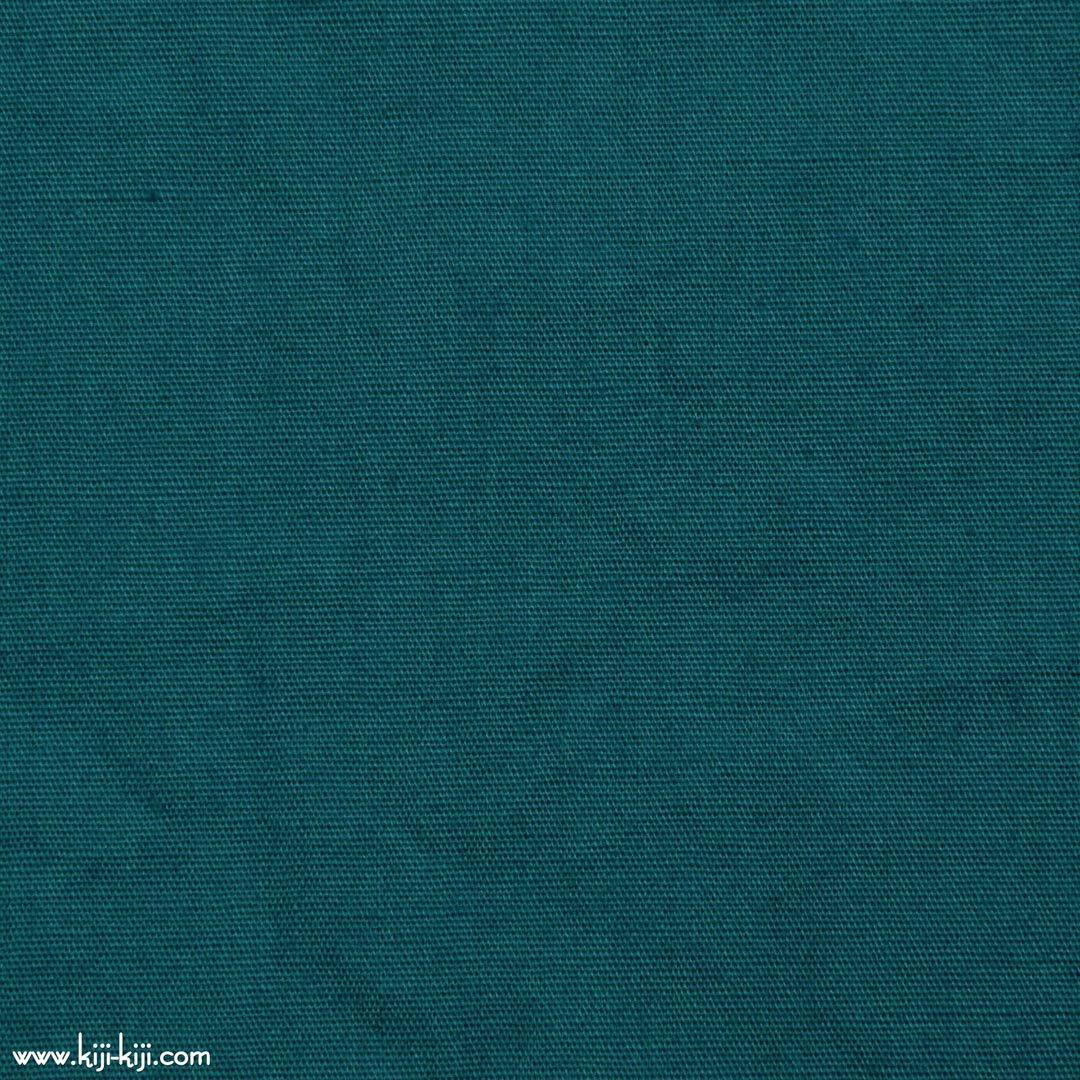 【cotton】グレイッシュカラーのやわらかコットンブロード|30色|ターコイズ|