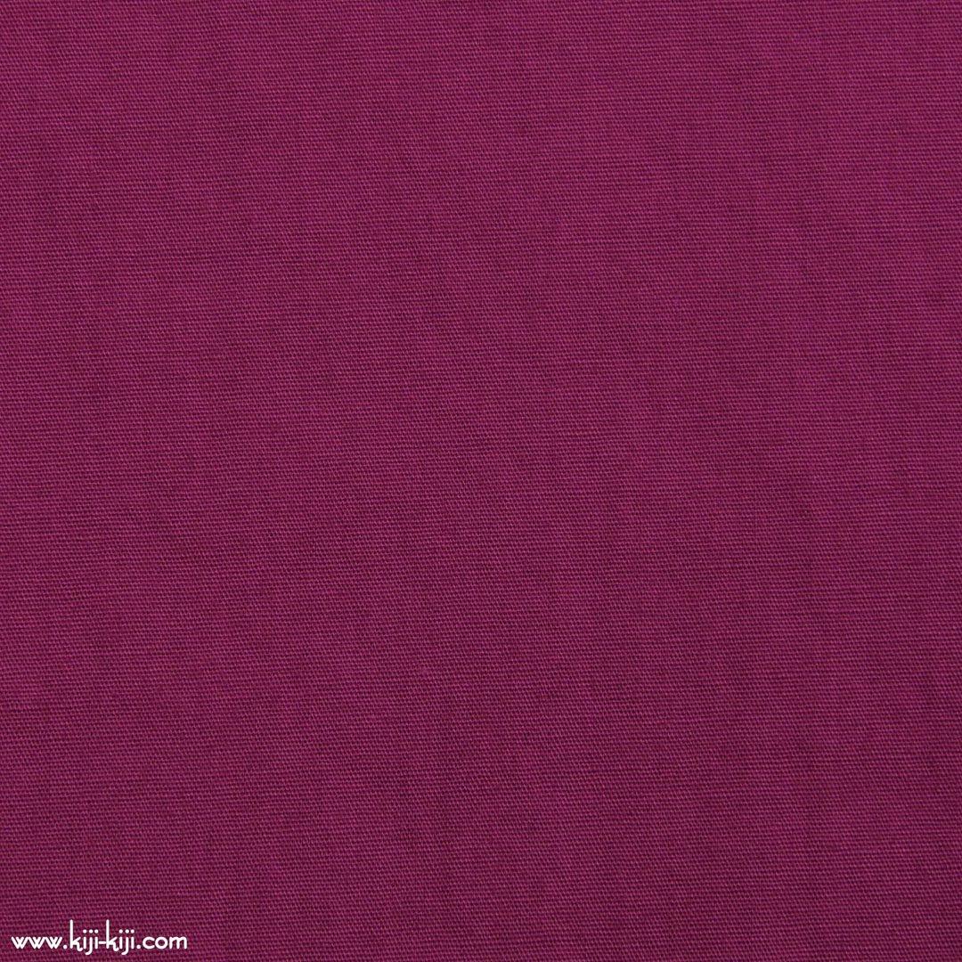 【cotton】グレイッシュカラーのやわらかコットンブロード|30色|ボルドー・クレール|