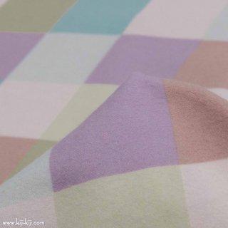 【コットンネル】カラーパレットネル|先起毛ネル|ペールトーン|