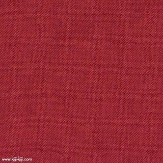 【cotton linen wool】やわらかコットンリネンウールキャンバス【後染】|コットンリネンウール|レッド|