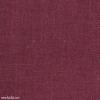 【wg】ニュアンスカラーのふわふわダブルガーゼ|お洋服にてきしたガーゼ|ボルドー|