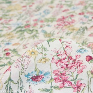 【cotton】English Flower Garden|コットンスケア|花柄|オフホワイト|<img class='new_mark_img2' src='https://img.shop-pro.jp/img/new/icons5.gif' style='border:none;display:inline;margin:0px;padding:0px;width:auto;' />