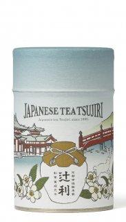 イラストティーバッグ(焙じ茶6袋入缶)
