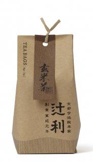 玄米茶プレミアムティー バッグ(4g×3P袋入)