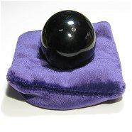 水晶さざれ入り座布団(紫)