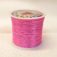 オペロンゴム(水晶の線)54m巻ピンク