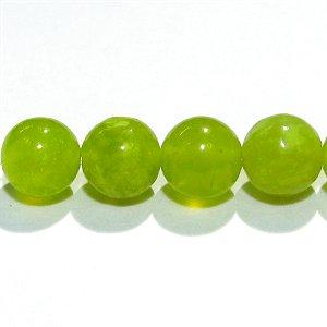 グリーンオパール ラウンド5.8〜6mm 【1個】