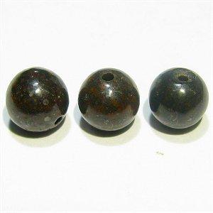 コンドライト隕石サハラ(NWA869)ラウンド 6mm 【1個】