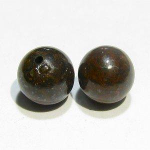 コンドライト隕石サハラ(NWA869)ラウンド 8mm 【1個】