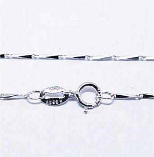 Silver925製ネックレスチェーン(#SL6)40cm