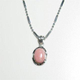 《10月誕生石》 ピンクオパール ペンダントトップ 【幸福感を高める石】