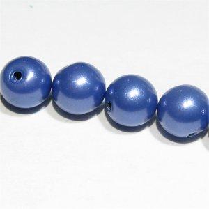 ヘマタイト(ブルー)磁気入り 6mm 【1個】