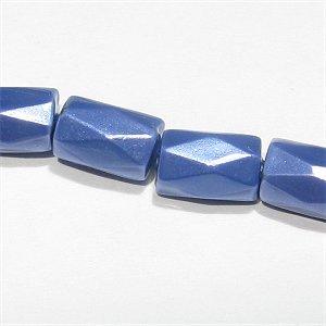 ヘマタイト(ライトブルー)磁気入り 8X5mm 【1個】