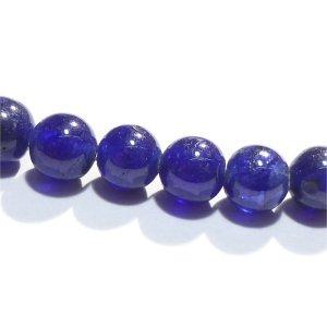 《宝石質》 サファイア (AA++) ラウンド5mm 【1個】 《知性と理性を高めチャンスを得る石》