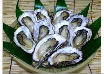 特大殻つき焼きカキ 11個入り (冷凍)