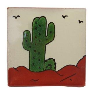 メキシカンタイル - サボテン