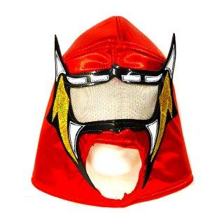 ルチャマスク(プロレスマスク)レッド/忍者