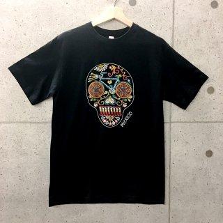 スカルTシャツ 自転車|メキシコTシャツ