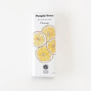 People Tree オレンジ