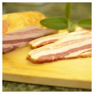 ローズポーク豚のベーコン