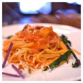 スパゲッティ トマトソース