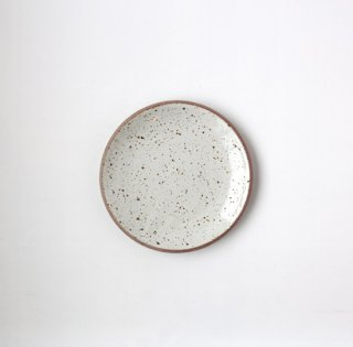ONE KILN CERAMICS_CULTIVATE PLATE S(RF_White)