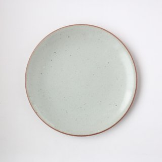 ONE KILN CERAMICS_CULTIVATE PLATE L(RF_Clear)